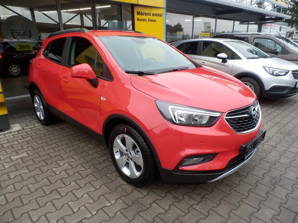Opel Mokka X SMILE 1,4 TURBO 103kW MT6
