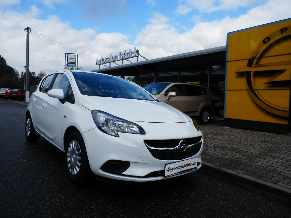 Opel Corsa SMILE 1,2 51kW 5DR MT5