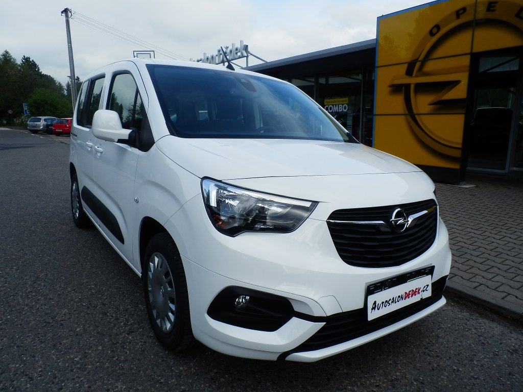 Opel Combo ENJOY 1,2/81kW MT6