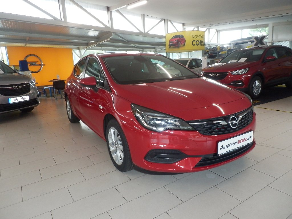 Opel Astra HB5 1.2 TURBO 81kW