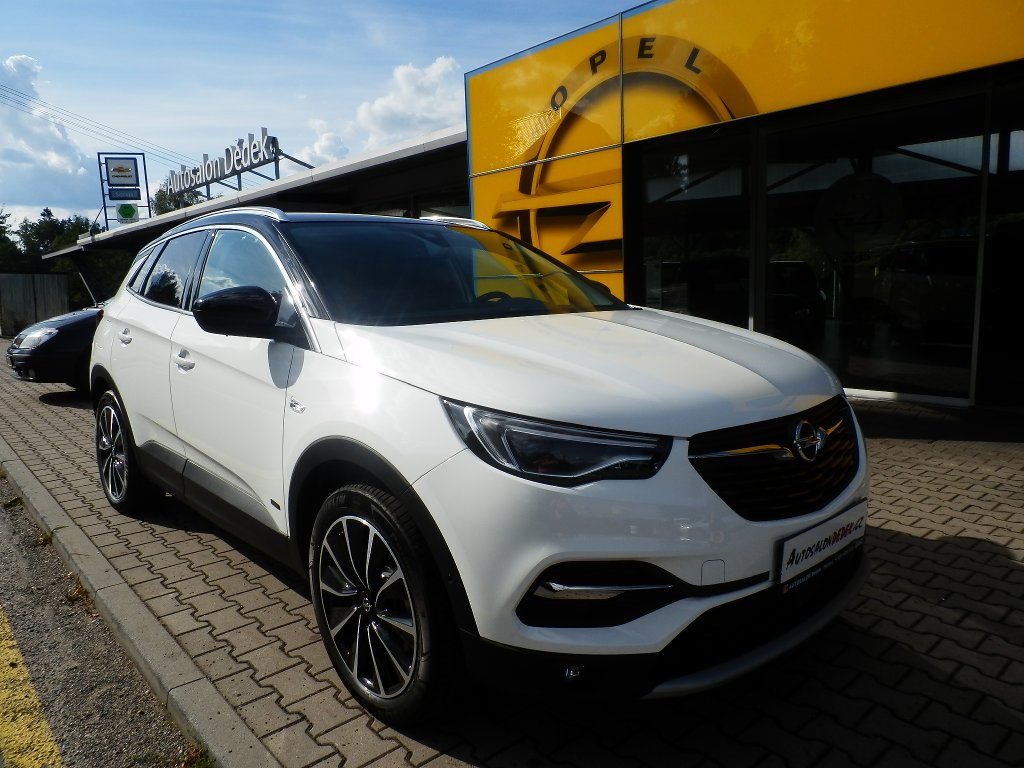 Opel Grandland X Plug-In-Hybrid ULTIMATE