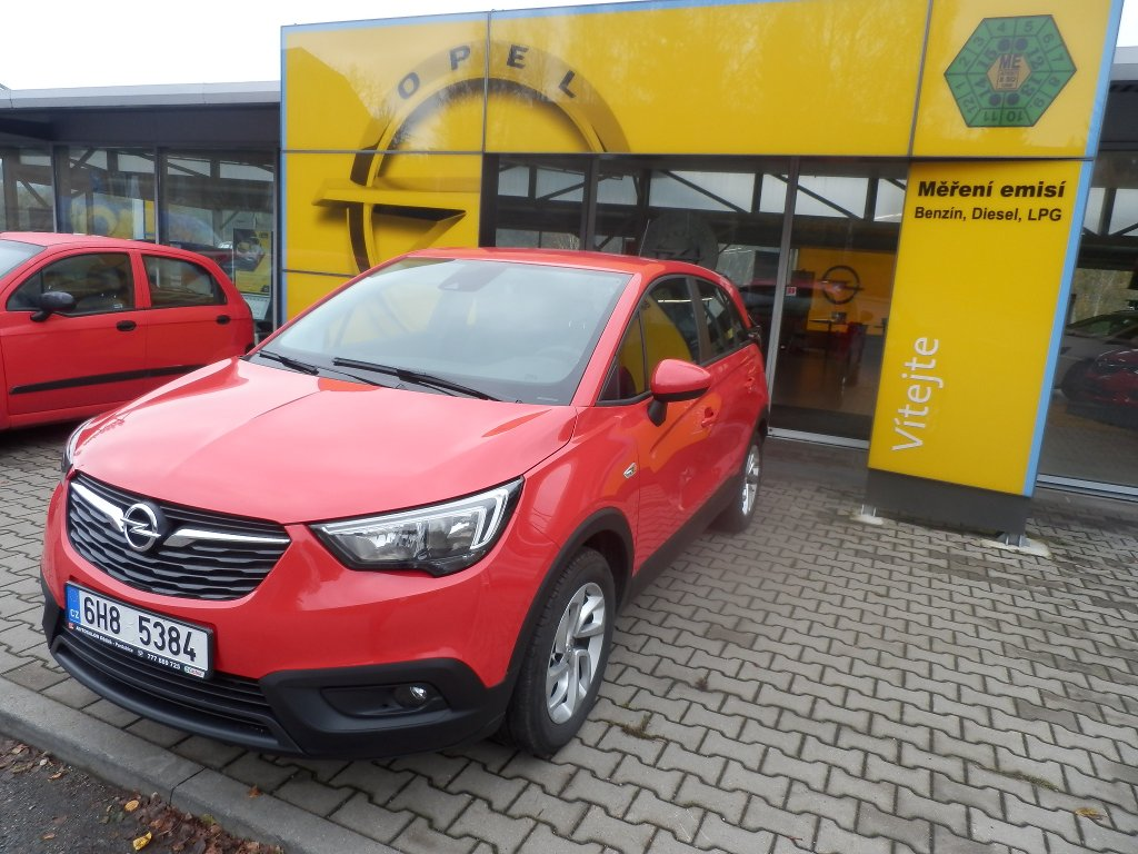 Opel Crossland X 1,2 ENJOY 60kW