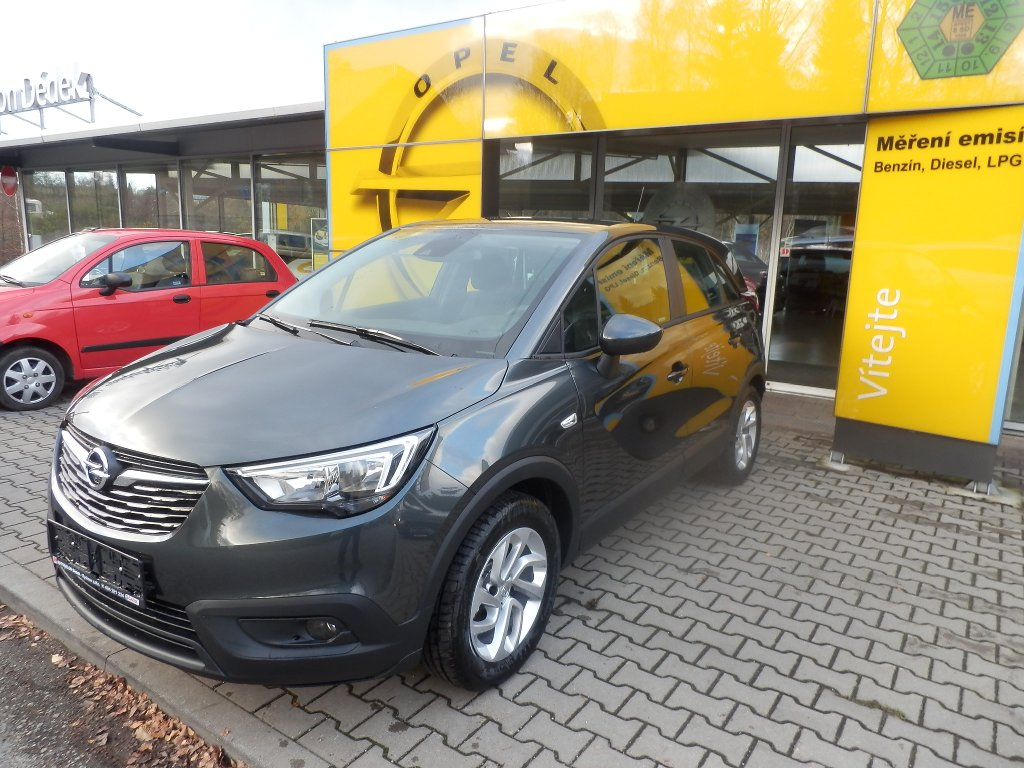 Opel Crossland X 1,2 60kW ENJOY MT5