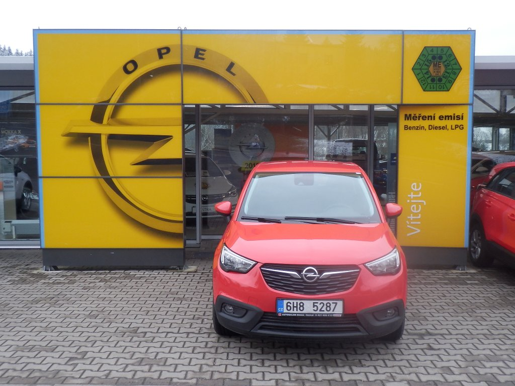 Opel Crossland X Enjoy 1,2 60 kW