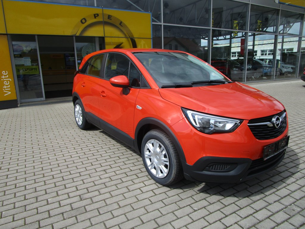 Opel Crossland X ENJOY 1,2 60kW MT5