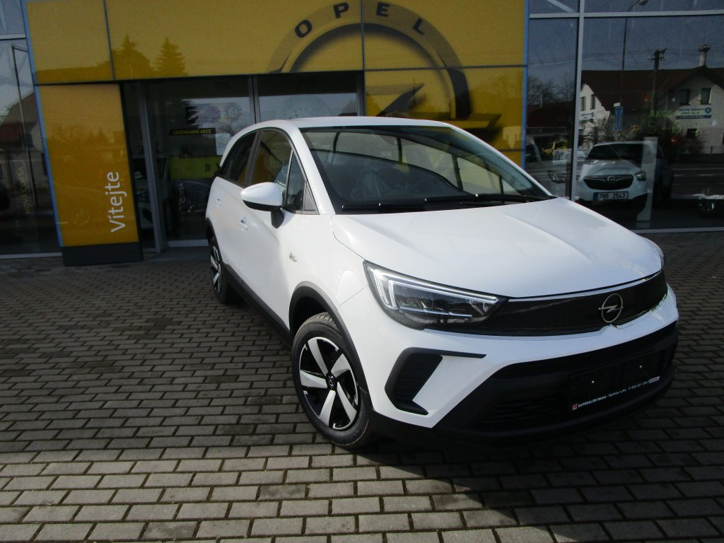 Opel Crossland Edition 1,2 - 61kW