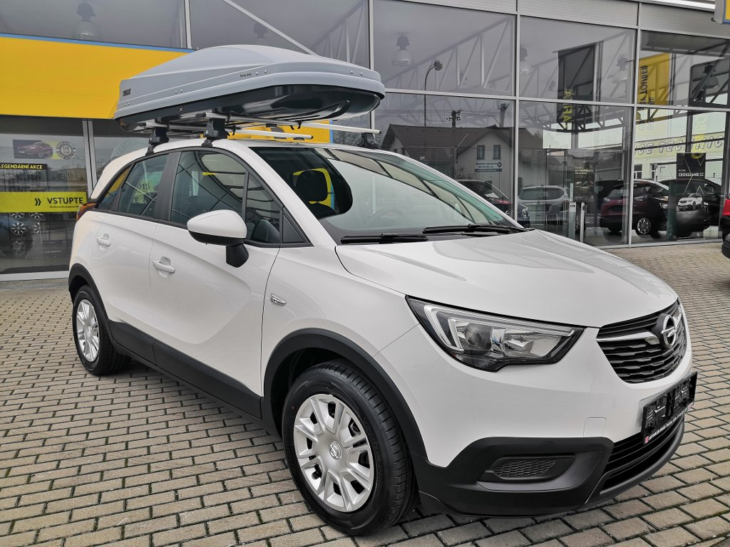 Opel Crossland X SMILE 1.2 60kW MT6