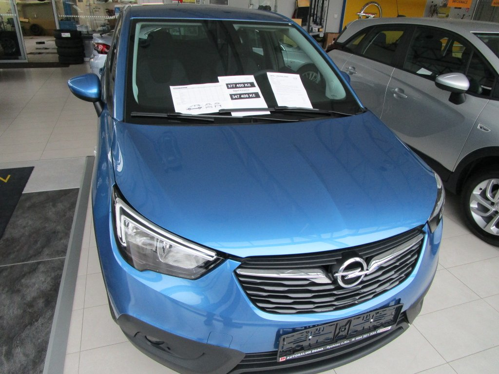 Opel Crossland X 1.2 60 kW MT5 Enjoy