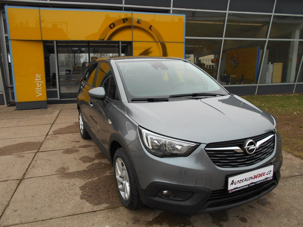 Opel Crossland X Enjoy 1,2 TURBO 81kW
