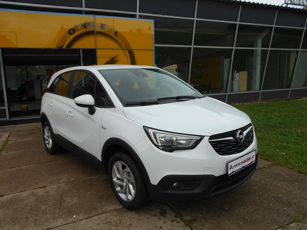 Opel Crossland X ENJOY 1,2 TURBO 81kW MT6