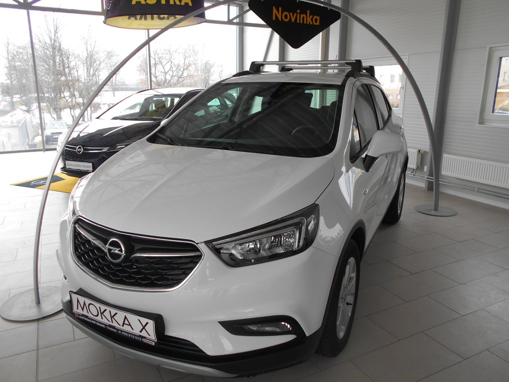 Opel Mokka X SMILE 1,4 TURBO 88kW