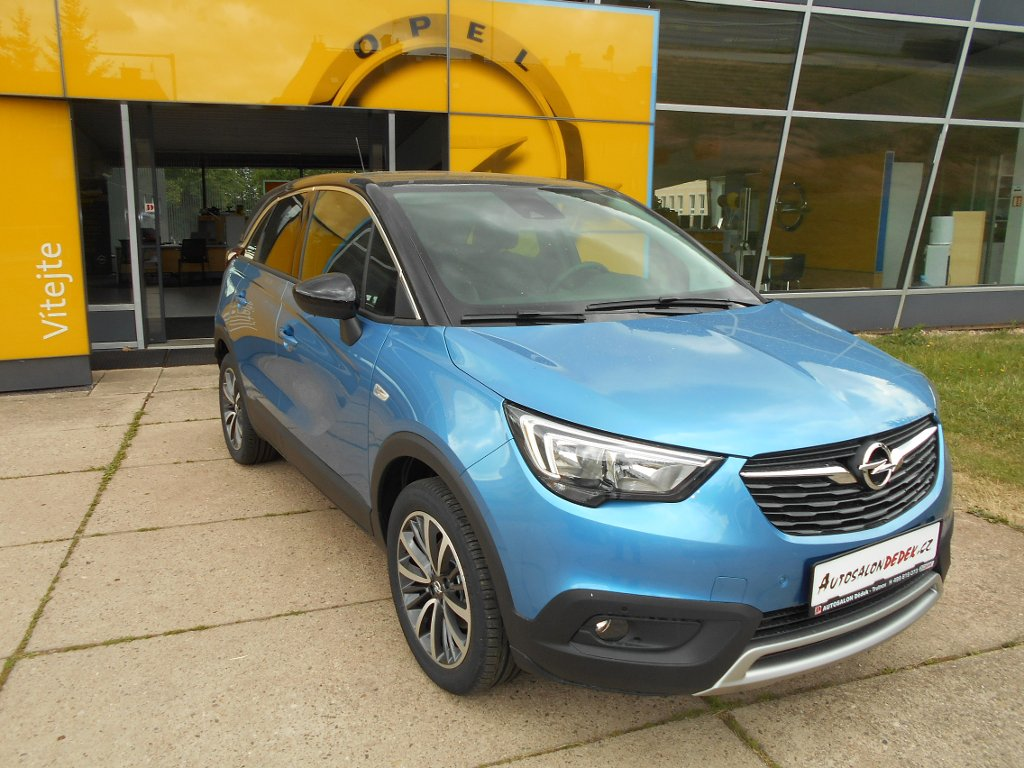 Opel Crossland X Innovation 1,2 TURBO 96kW