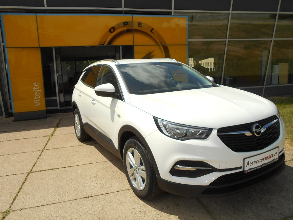 Opel Grandland X SMILE 1,2 TURBO