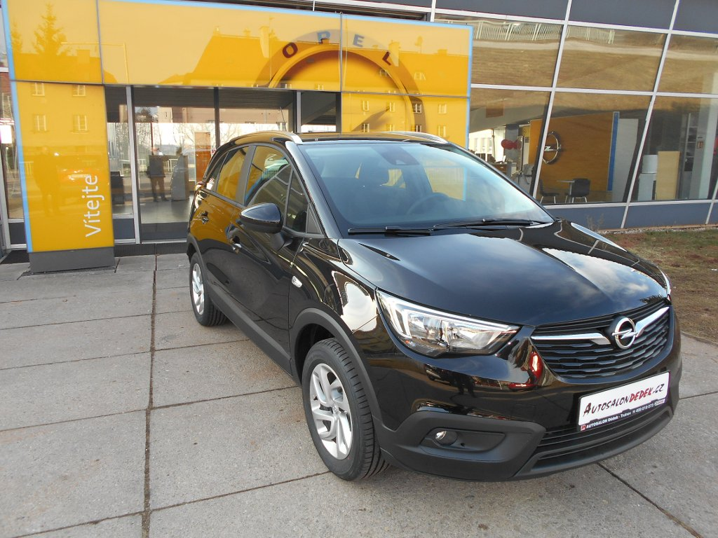 Opel Crossland X SMILE 1,2 TURBO 81kW