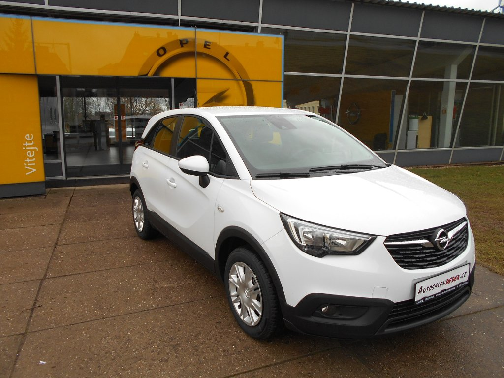 Opel Crossland X SMILE 1,2 61kW MT5